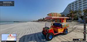 Google Maps Street View Trusted - Kempinski Ajman