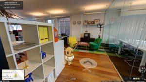 Pokemon invade Google Maps StreetView
