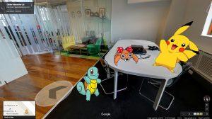 Pokeview on Google Maps with Pokemon Go